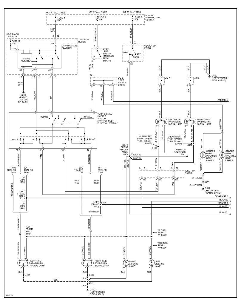 2000 Dodge Ram 1500 Headlight Wiring Diagram Wiring Diagram Tempo A Tempo A Lastanzadeltempo It