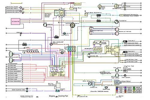 Renault Clio Wiring Diagram