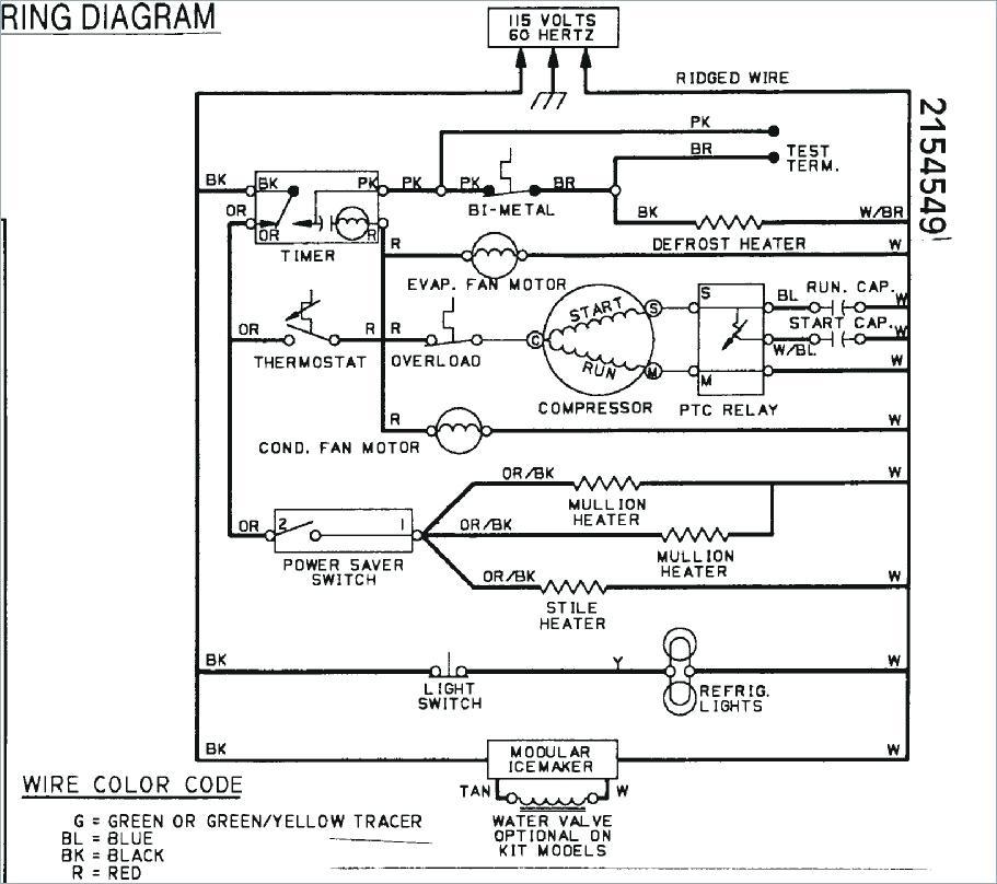 whirlpool refrigerator wiring diagram model gd5phaxms11