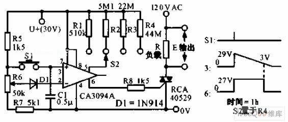 Groovy 97 Analog Timer Circuit Diagram Super Simple Analog Timing Wiring Cloud Icalpermsplehendilmohammedshrineorg