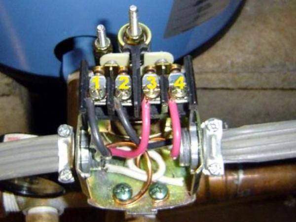 Surprising Wiring Help On Pumptrol Pressure Switch Doityourself Com Community Wiring Cloud Orsalboapumohammedshrineorg