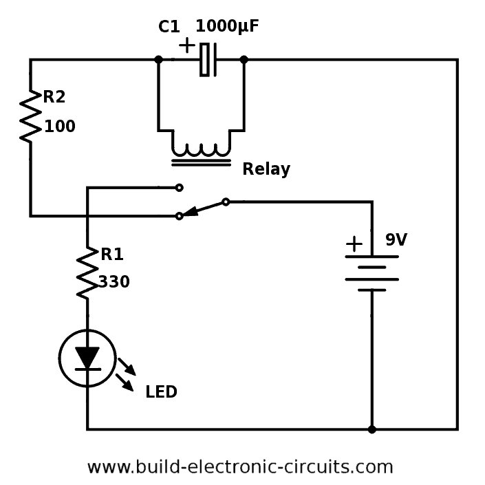 Tremendous Blinking Led Circuit With Schematics And Explanation Wiring Cloud Faunaidewilluminateatxorg
