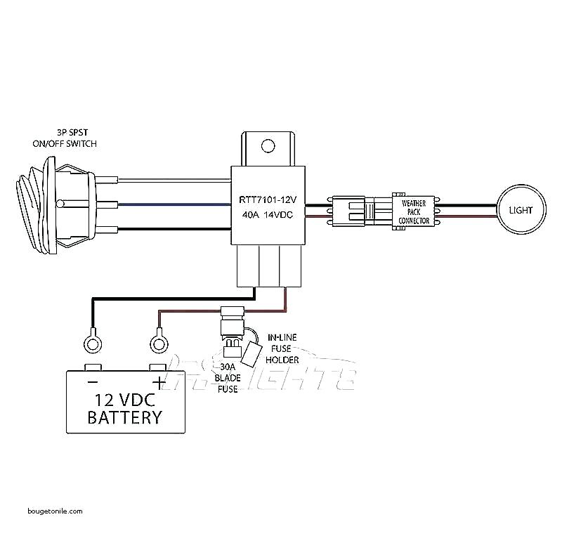 Lighted Toggle Switch Wiring Diagram Collection