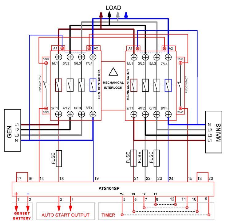 ZB_5804] Phase Generator Transfer Switch Wiring Diagram Get Free Image Free  DiagramGresi Momece Mohammedshrine Librar Wiring 101