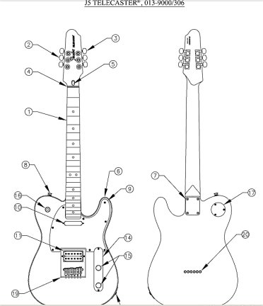 Schematic Fender Telecaster Wiring Diagram from static-resources.imageservice.cloud