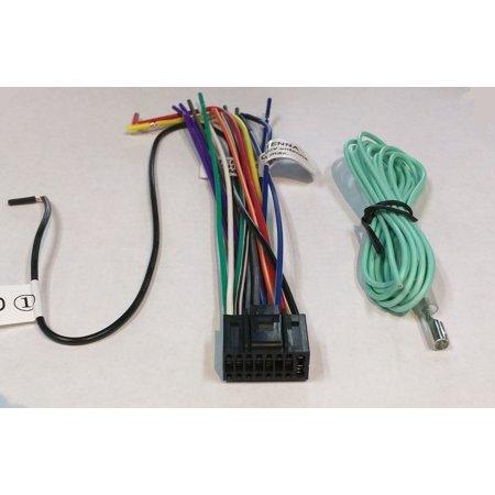 Marvelous Jvc Kds19 Kds28 Kds38 Kdx210 Kdr450 Stereo Wire Harness Walmart Com Wiring Cloud Hisonepsysticxongrecoveryedborg