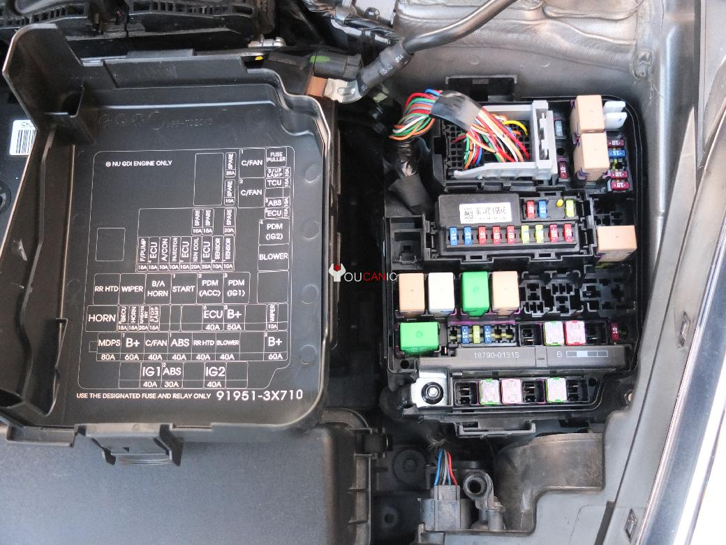 Terrific Hyundai Fuse Box Wiring Diagram Wiring Cloud Intelaidewilluminateatxorg