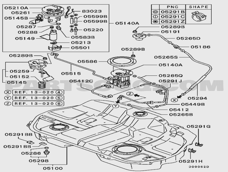 Vb 1989  2011 Mitsubishi Outlander Sport Engine Diagram Schematic Wiring