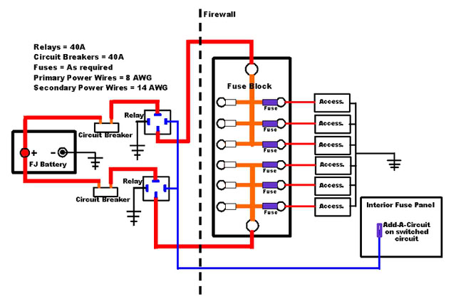 Wiring Diagram For Chaparrel Boats