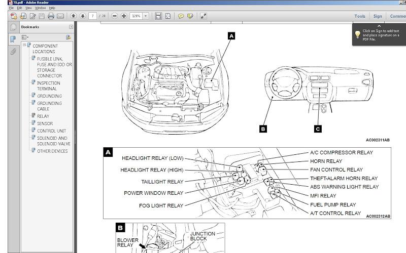 Ev 2615 2004 Mitsubishi Galant Fuse Box Diagram Schematic Wiring