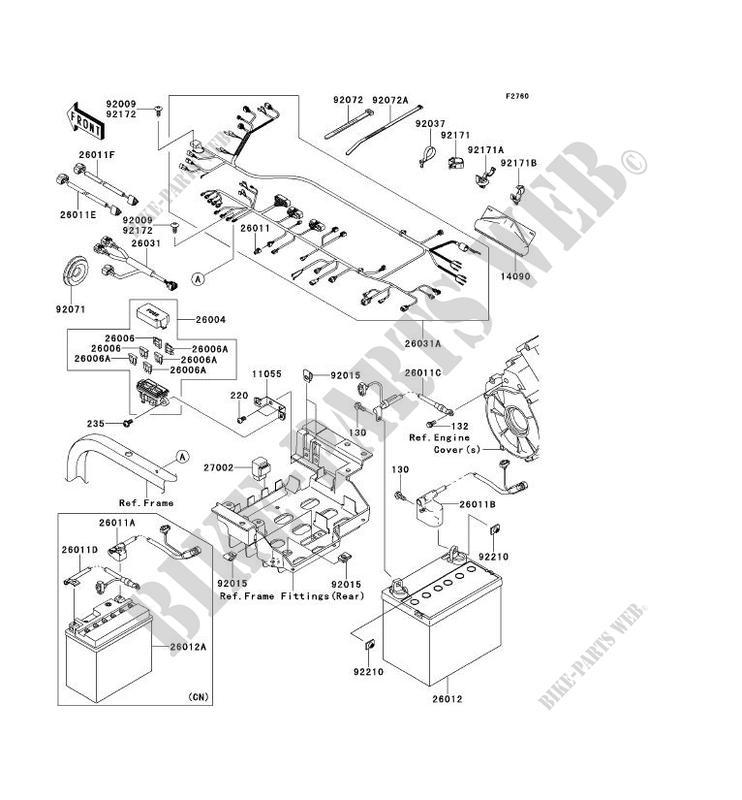 Teryx 750 Wiring Diagram