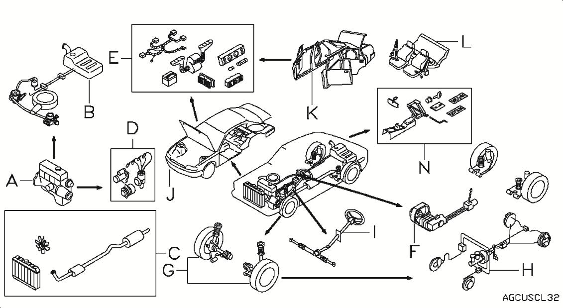 2008 Nissan Altima Ignition Wiring Diagram - Wiring Diagram