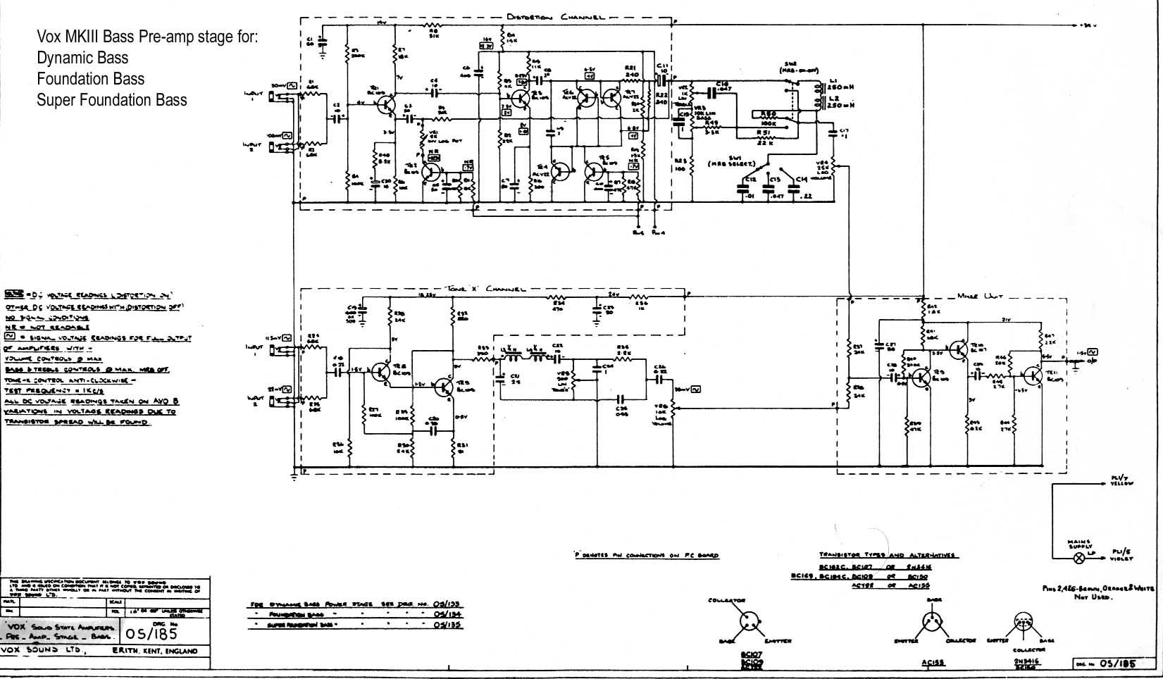 Super Vox Vintage Circuit Diagrams Wiring Cloud Domeilariaidewilluminateatxorg