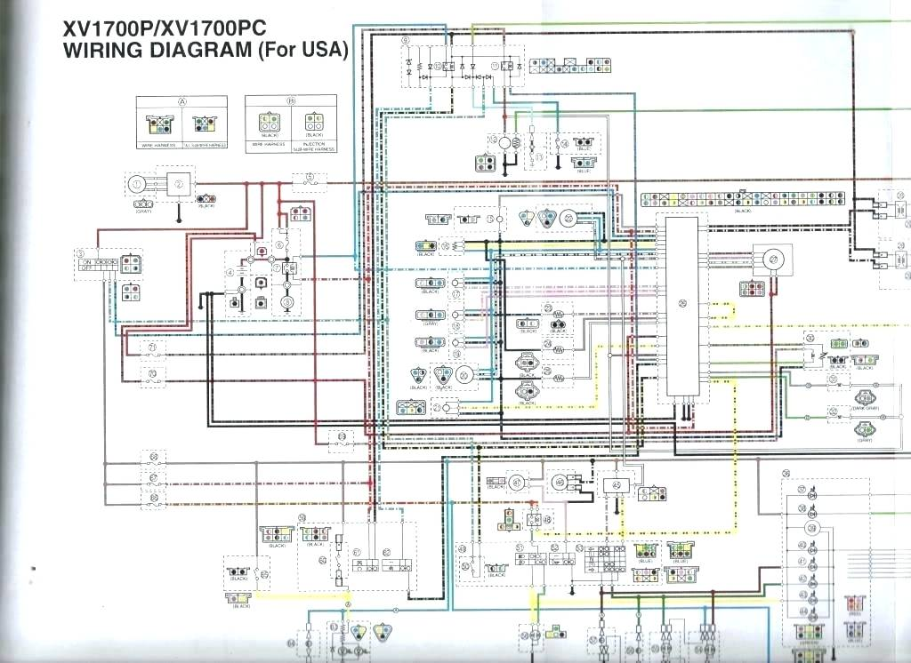 Yamaha Yfm350x Warrior Wiring Diagram