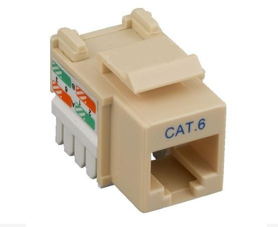 Brilliant Cat6 Keystone Jack Rj45 110 Type Punch Down Network Cables Online Wiring Cloud Gufailluminateatxorg