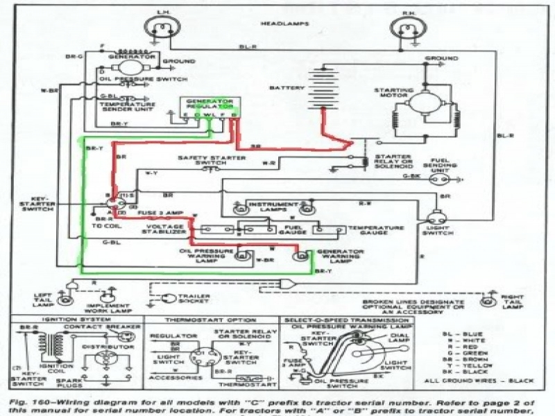 1910 Ford Tractor Electrical Wiring Diagram - Wiring Diagrams Data