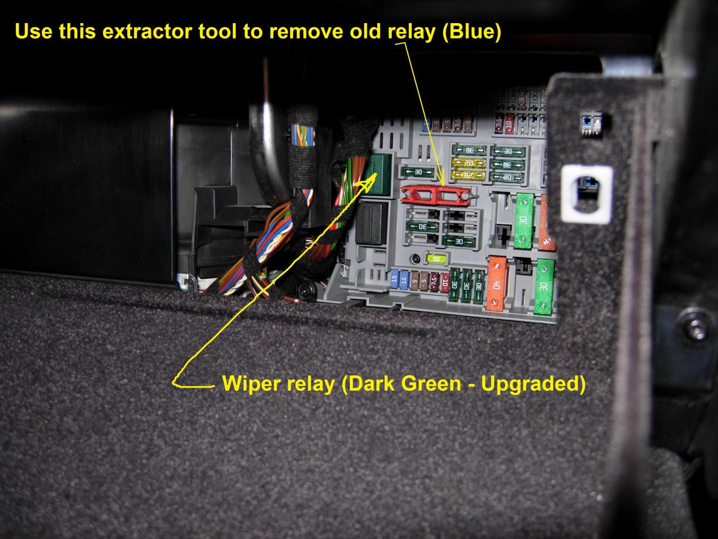 Pleasing How To Repair E90 Wipers Not Parking Correctly Wiring Cloud Filiciilluminateatxorg