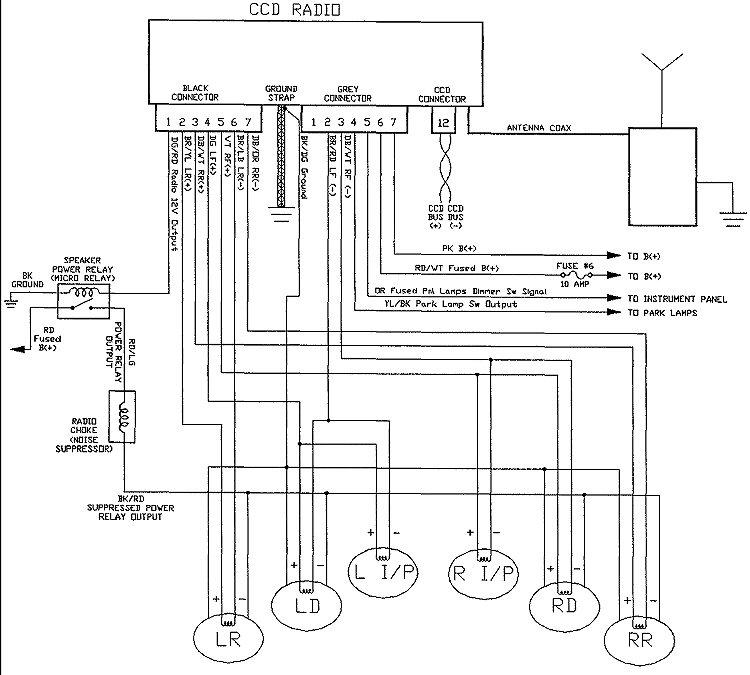 99 Plymouth Voyager Radio Wiring Diagram Jensen Vm9324 Wire Harness Toyota Tps Yenpancane Jeanjaures37 Fr