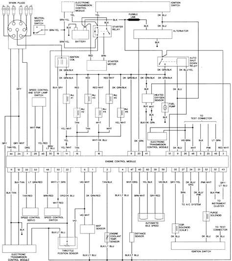 89 dodge omni wiring 1989 chrysler lebaron wiring diagram e4 wiring diagram  1989 chrysler lebaron wiring diagram