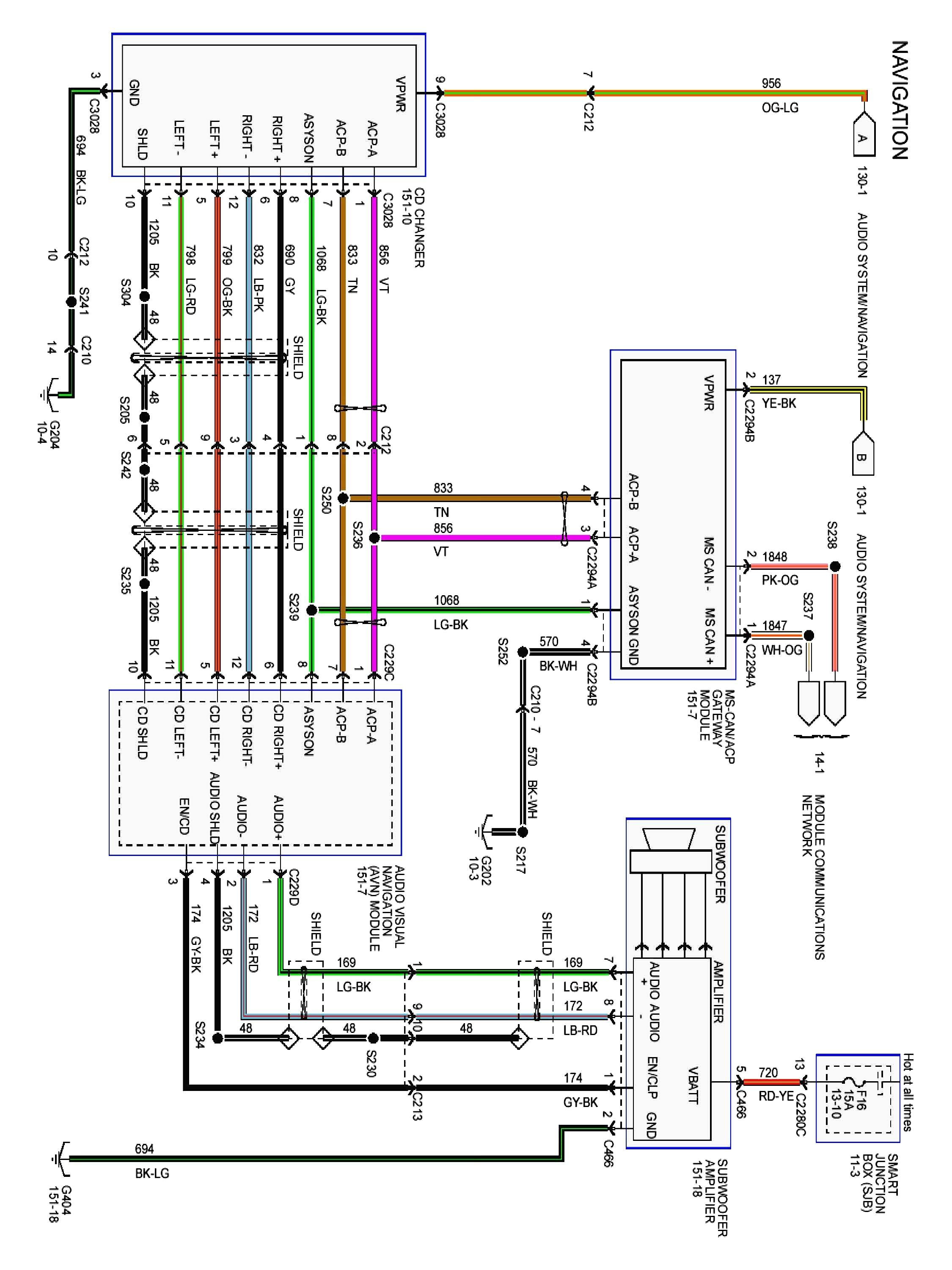 2006 ford freestyle wiring diagram | star-global wiring diagram -  star-global.ilcasaledelbarone.it  ilcasaledelbarone.it