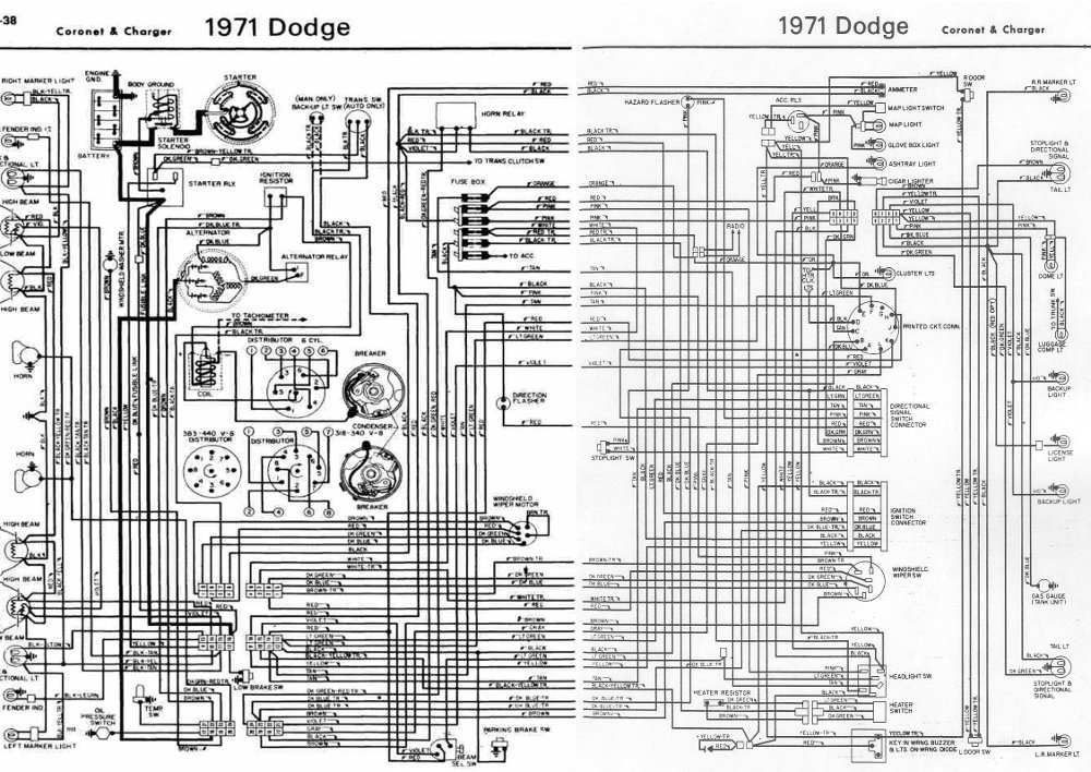 Brilliant 1974 Dodge Charger Wiring Diagram Basic Electronics Wiring Diagram Wiring Cloud Inklaidewilluminateatxorg