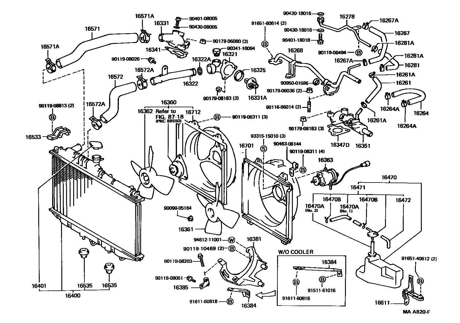 92 Camry Engine Diagram - Trane Model Dcy036f1hoac Wiring Diagram for  Wiring Diagram SchematicsWiring Diagram Schematics
