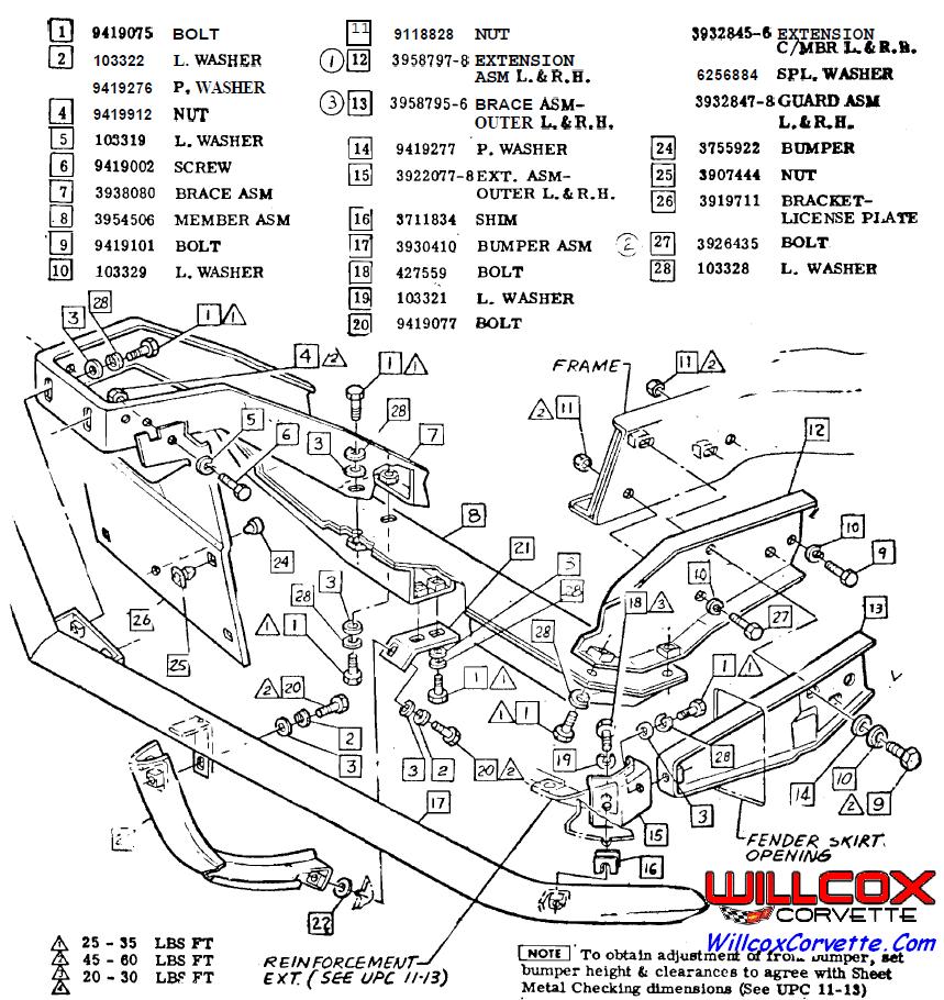 Am 4031 1972 Corvette Dash Wiring Diagram Wiring Diagram