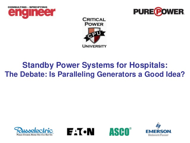 Cool Standby Power Systems For Hospitals Wiring Cloud Ymoonsalvmohammedshrineorg