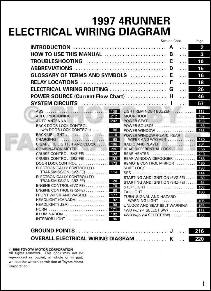 2000 Toyota 4runner Injector Wiring Diagram -1994 Ford Tempo Fuse Diagram |  Begeboy Wiring Diagram SourceBege Wiring Diagram - Begeboy Wiring Diagram Source