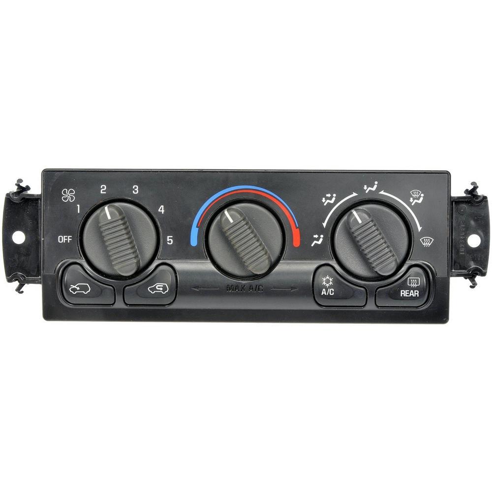 Dorman 599-006 Front HVAC Control Module for Select Cadillac//Chevrolet//GMC Models