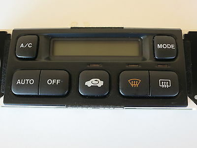 04 05 06 CHRYSLER PACIFICA HEATER A//C TEMPERATURE CLIMATE CONTROL