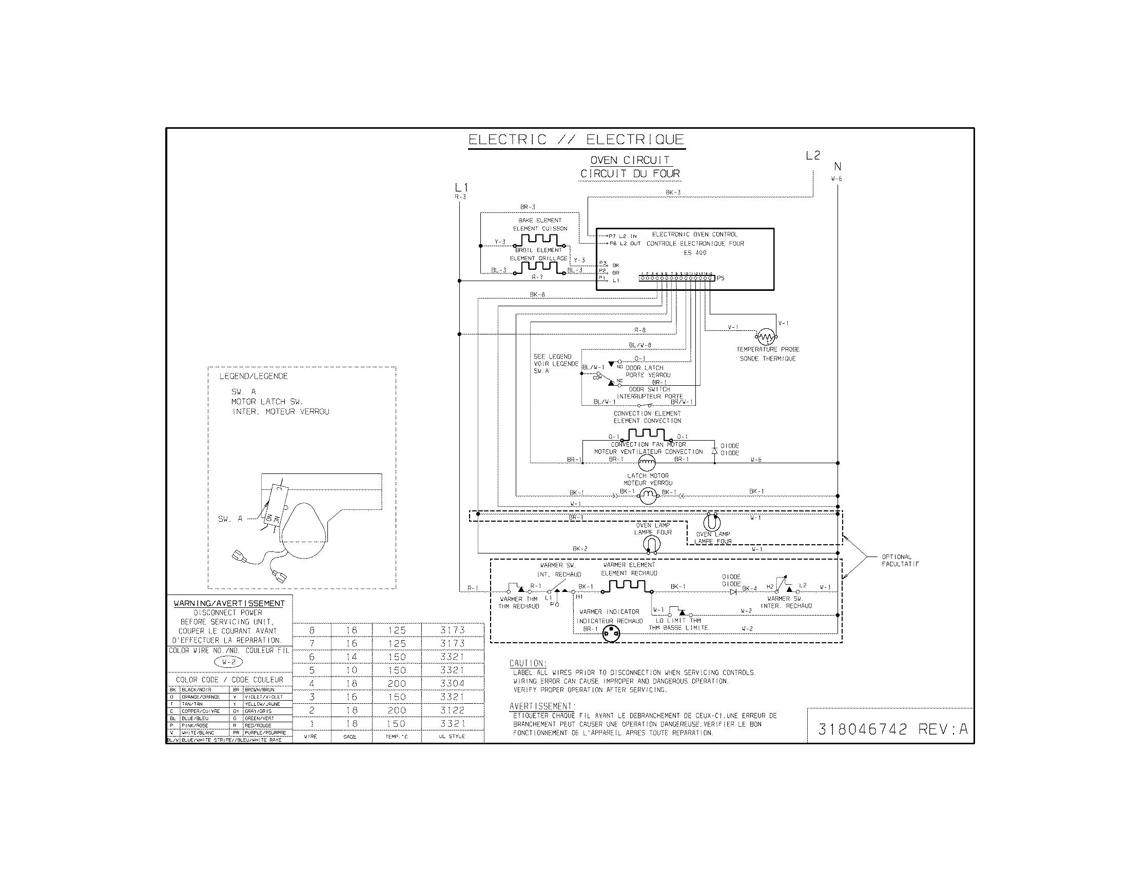 Cv 0538 Wiring Diagram Electric Stove