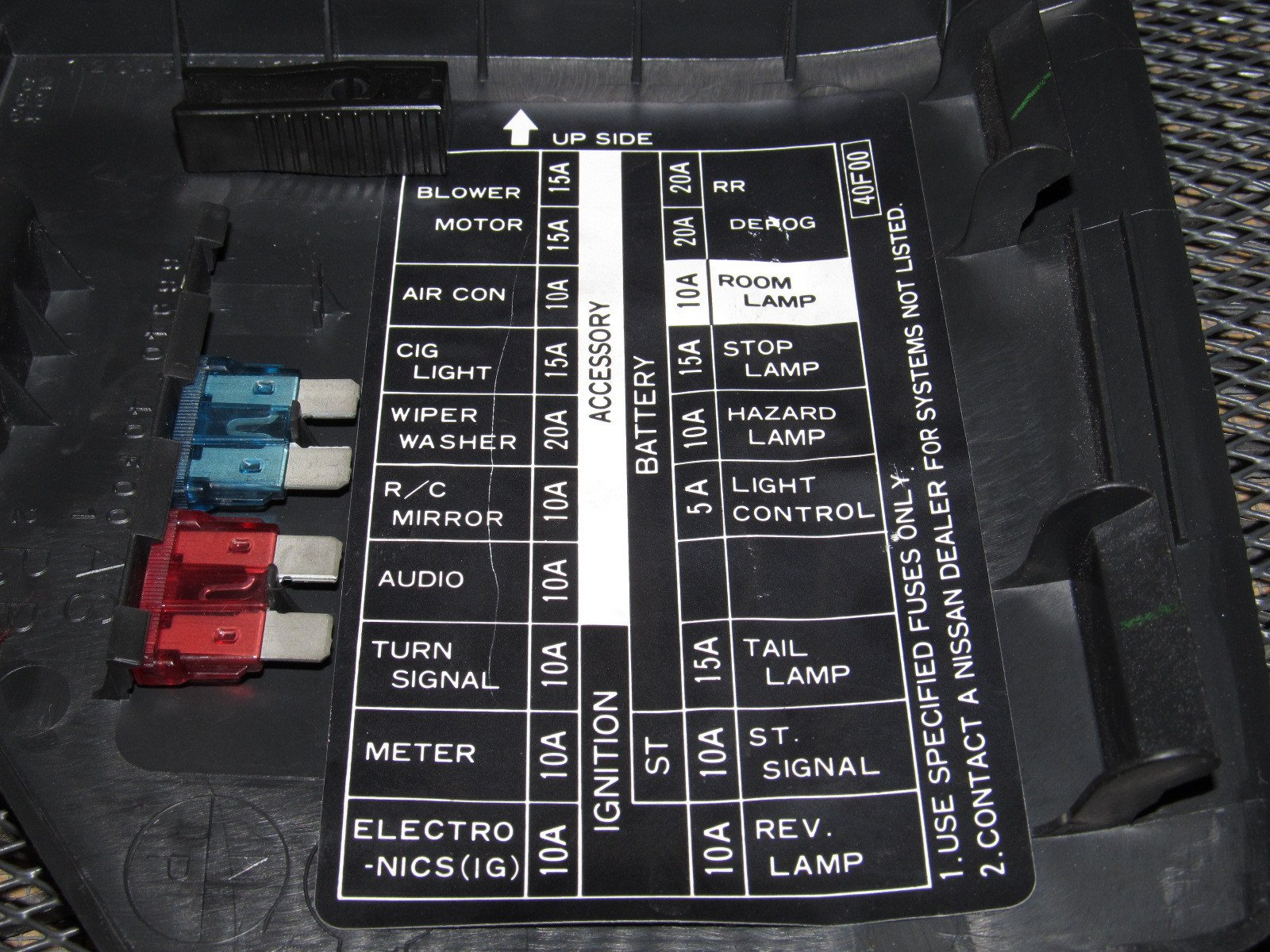 95 240sx fuse diagram s14 fuse box layout wiring diagram data  s14 fuse box layout wiring diagram data