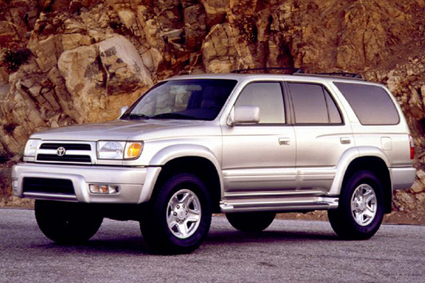 Brilliant Here Are All The Toyota 4Runner Generations Ranked From Best To Wiring Cloud Hemtegremohammedshrineorg