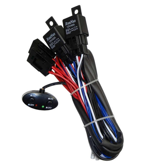 Wondrous Detail Feedback Questions About 12V 2X 40A Car Light Relay Harness Wiring Cloud Loplapiotaidewilluminateatxorg