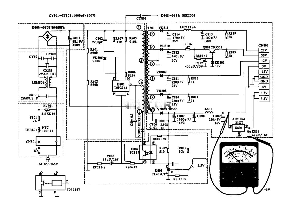 Miraculous Circuit Power Supply Circuit Diagram Template Wiring Cloud Histehirlexornumapkesianilluminateatxorg