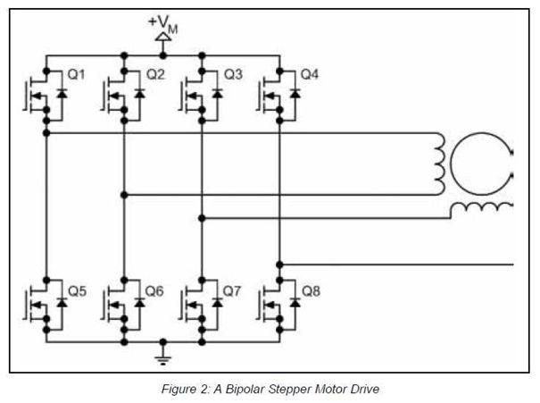Terrific 4 5 6 And 8 Wire Stepper Motors 9 Steps Wiring Cloud Vieworaidewilluminateatxorg
