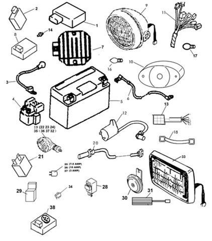 linhai 260 atv wiring diagram kb 1675  260 cc atv fram parts lh300cc 260cc atv electrical system  260 cc atv fram parts lh300cc 260cc atv