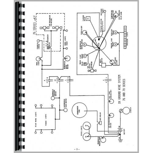 Jinma Wiring Diagram
