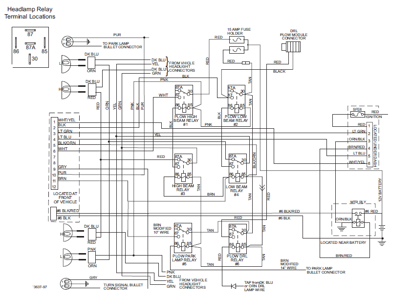 Swell Wiring Diagram For Fisher Minute Mount Plow Basic Electronics Wiring Cloud Waroletkolfr09Org
