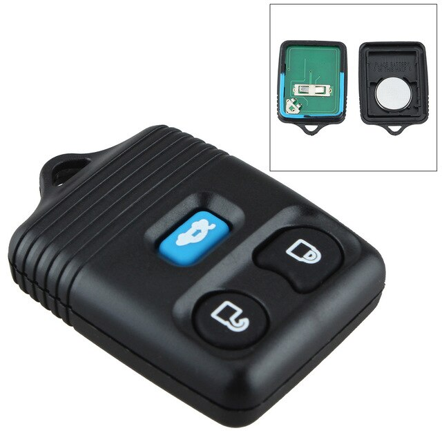Keyless2Go New Keyless Entry Remote Car Key Fob 3 Button Replacement for FCC GQ43VT20T