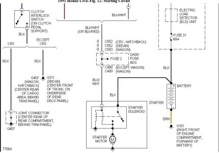 Honda Crx Fuse Diagram 1973 C10 Wiring Harness Bege Wiring Diagram