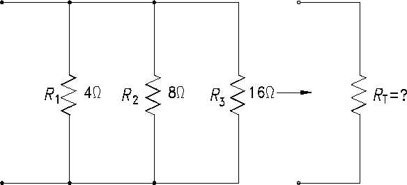 Sensational Figure 27 Total Resistance In A Parallel Circuit Wiring Cloud Staixaidewilluminateatxorg