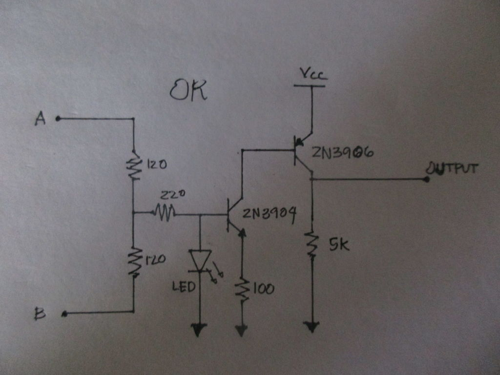 Tremendous Implement Your Own Transistor Logic Gates 4 Steps With Pictures Wiring Cloud Uslyletkolfr09Org