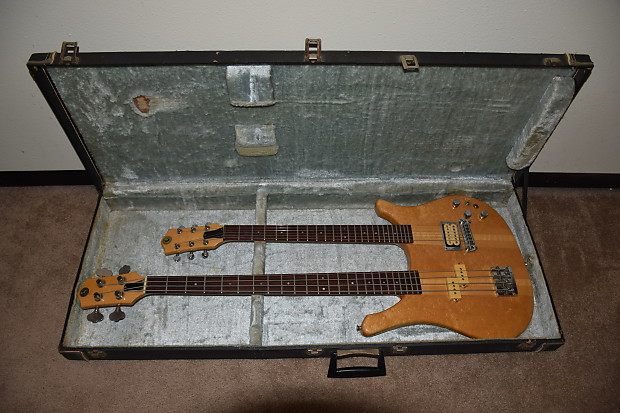 Awesome Ultra Rare Odyssey Doubleneck 4 6 Bass 6 String Guitar Reverb Wiring Cloud Intelaidewilluminateatxorg
