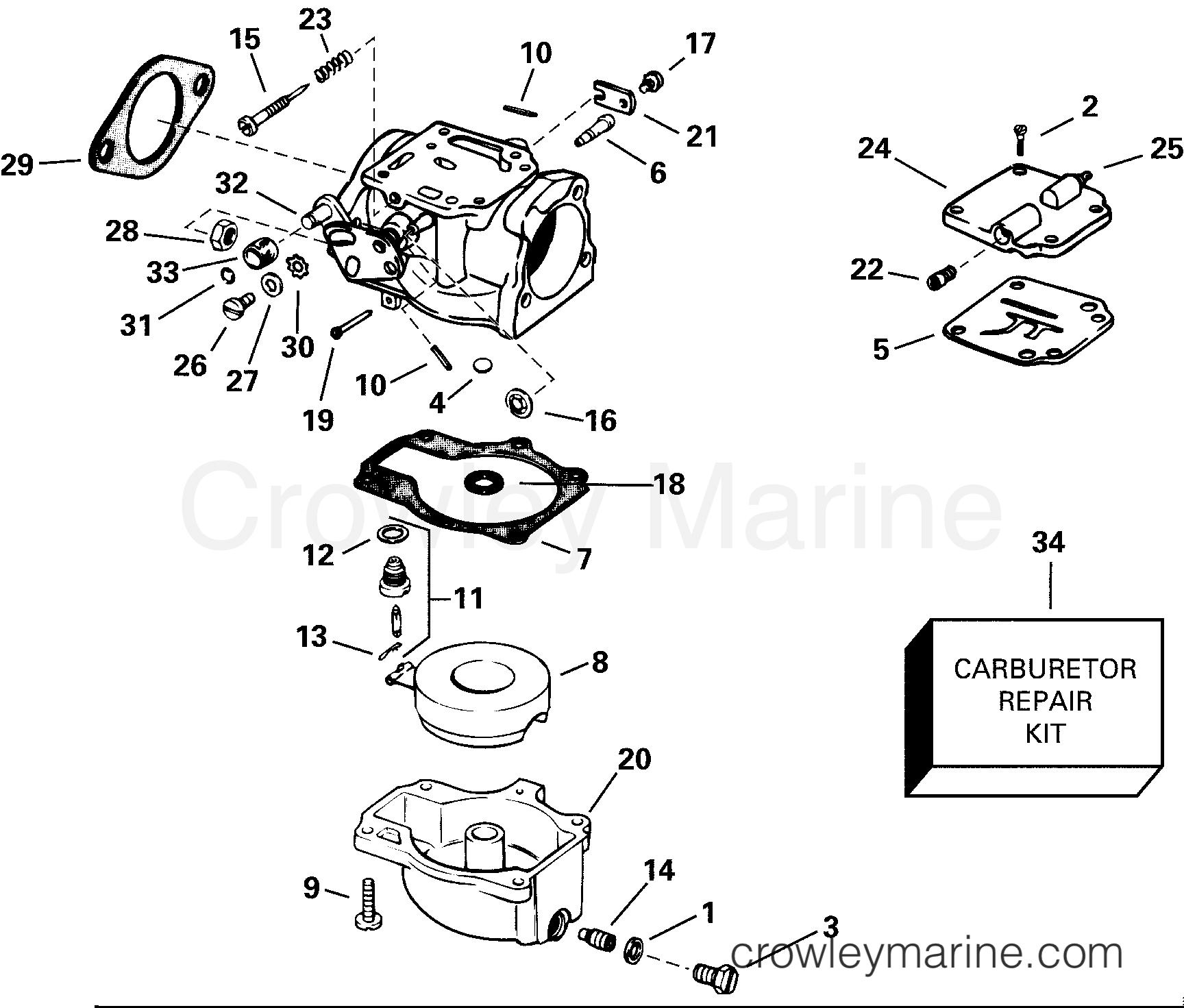 Pleasant Diagram Of 2000 Bj70Plssd Johnson Outboard Carburetor Diagram And Wiring Cloud Rineaidewilluminateatxorg