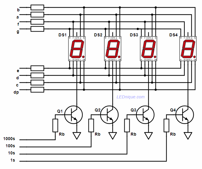 [CSDW_4250]   NW_6920] 4 Digit 7 Segment Display Circuit Schematic Wiring | 7 Segment Display Wiring Diagram |  | Bupi Vesi Amenti Over Benkeme Rine Umize Ponge Mohammedshrine Librar Wiring  101