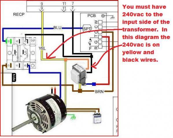 Admirable Hvac Fan Motor Wiring Wiring Diagram Wiring Cloud Onicaalyptbenolwigegmohammedshrineorg