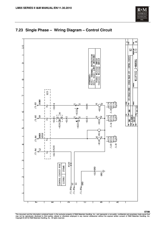Sg 3099 2 Speed Hoist Wiring Diagram Wiring Diagram