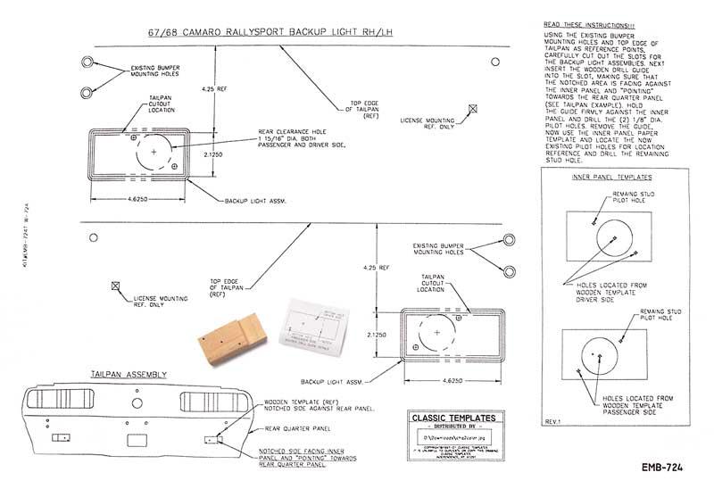 Or 3345 1968 Camaro Interior Light Wiring Diagram Download Diagram